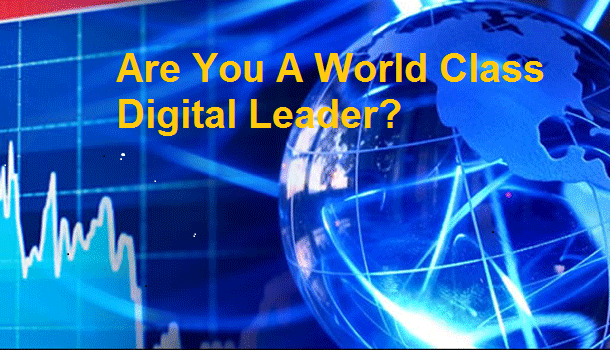 Are you a world class digital leader?