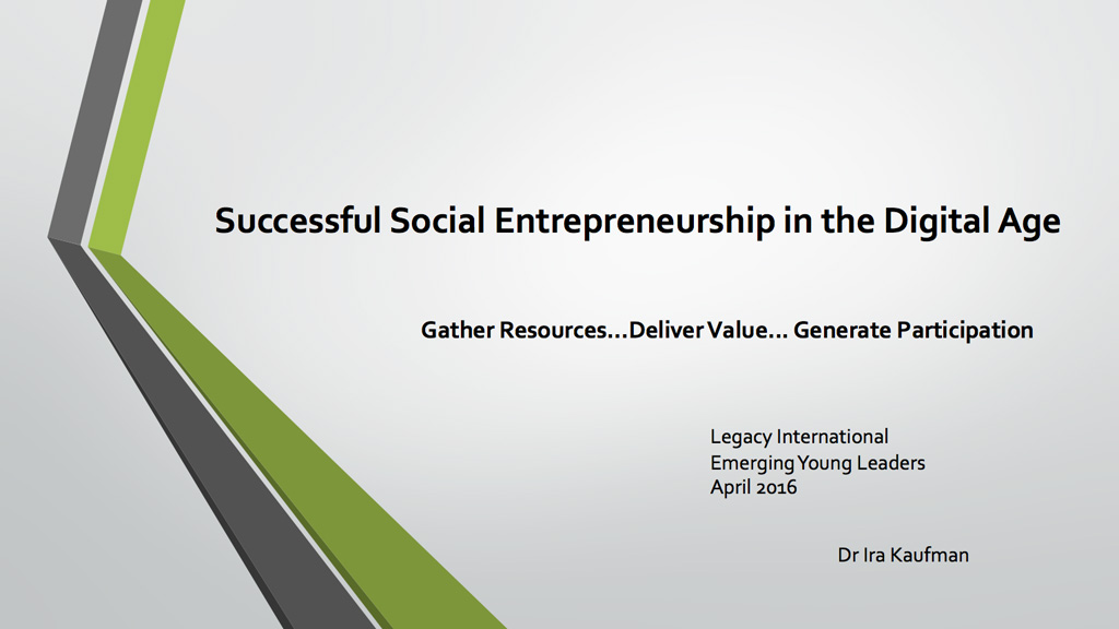 social entrepreneurs traits and limitations I will write about advantages and disadvantages of starting young i can't say i've started young – i think i took the entrepreneurial path at 26-27 years old, but i had the chance to interview a lot of young entrepreneurs in the last 2 years, – i think the youngest was 16 at the interview time.