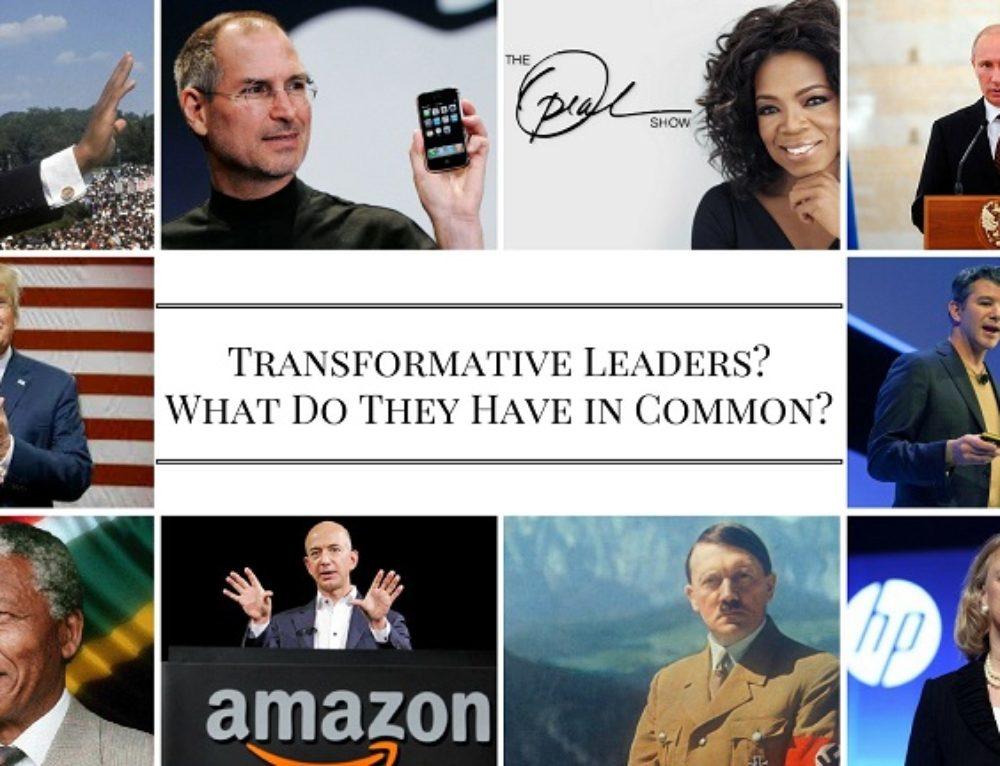 Was Hitler a Transformative Leader?