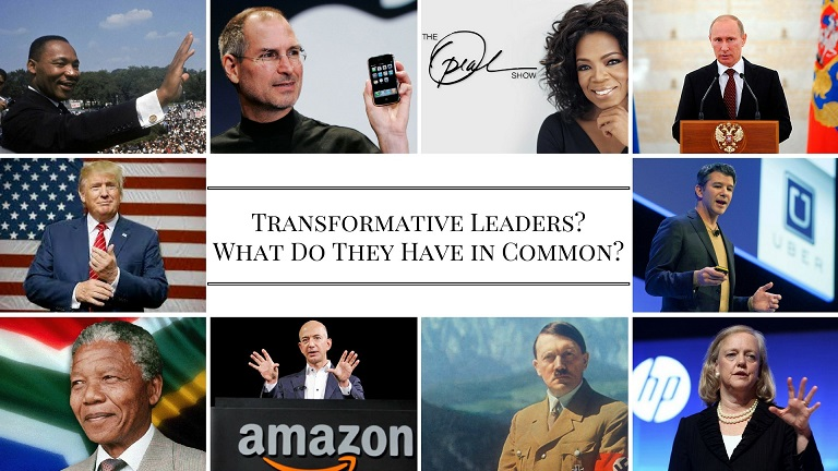 transformative leaders