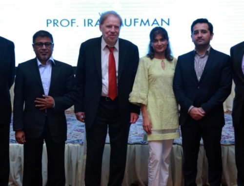 Leading C Suite Executives Attend 'Digital or Death' Workshop in Lahore