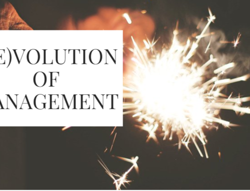 R(E)volution of Management…Facing the Challenges of World4.0